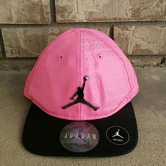 bbf6933272e New Air Jordan baby infant baseball hat